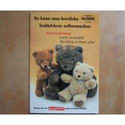 Teddybären selbermachen