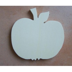 Dicker Apfel