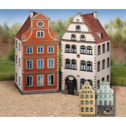 Altstadt-Set 1  1:87