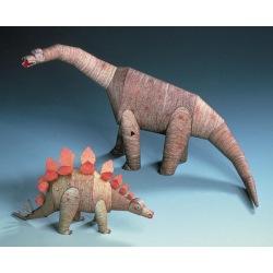 2 Dinosaurier