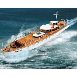 """Motoryacht """"OHEKA II"""""""