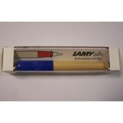Lamy-Schreiblernfüller blau