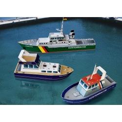 3 kleine Schiffe