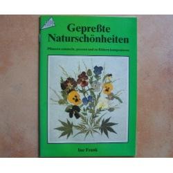 """Buch """"Gepresste Naturschönheiten"""""""