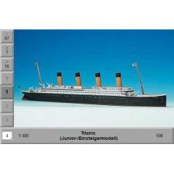 Titanic Junior für Einsteiger