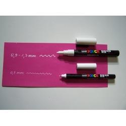 Posca-Marker 0,7mm