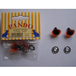 Sicherheitsaugen 20mm