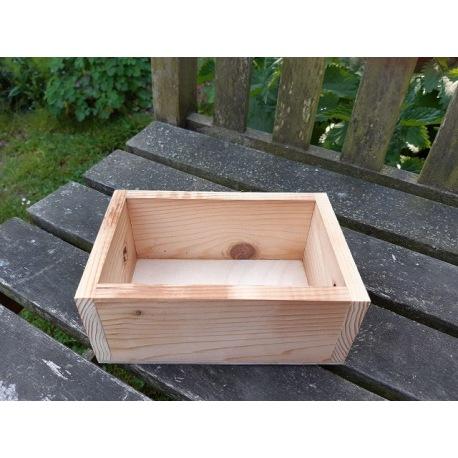 Holzkästchen 12 x 18 cm