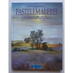 Pastellmalerei Landschaftsstudien