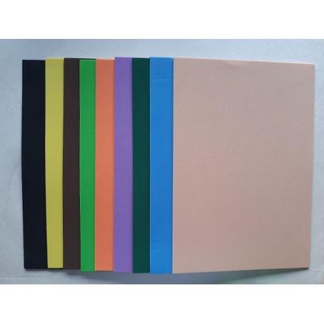Moosgummi A4 9 Farben