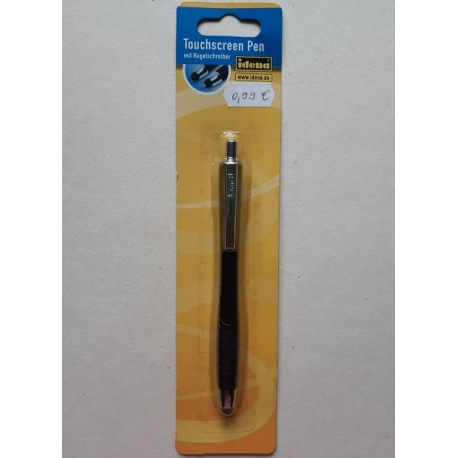 Touchscreen-Pen mit Kugelschreiber
