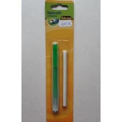 Radierstift mit Ersatz-Radiermine